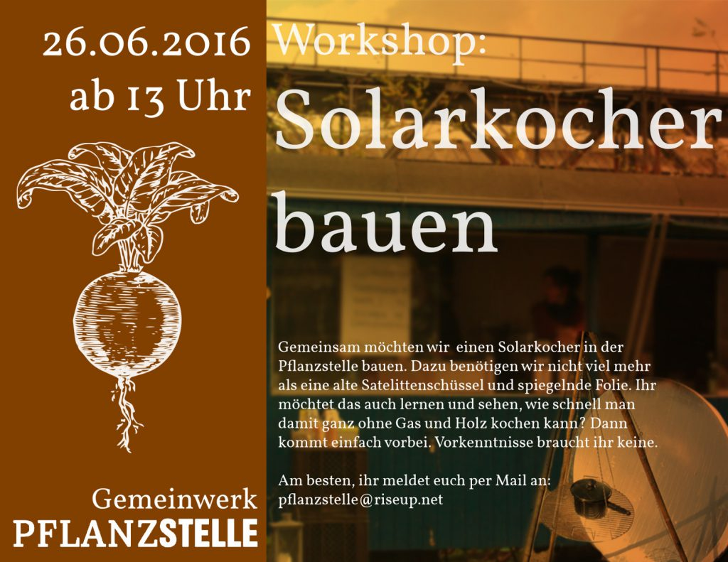 160614_Workshop Solarkocher